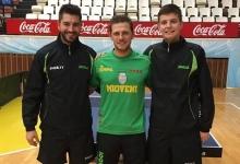 Mioveni: Calificare importantă pentru echipa de tenis de masă