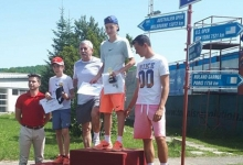 CS Dacia Mioveni, noi medalii la tenis