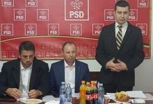 Profesorul Augustin Tudoreci, noul preşedinte al PSD Coşeşti