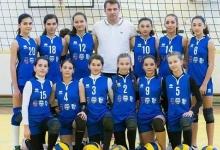 Debut cu victorie pentru voleibalistele din Mioveni