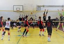 Voleibalistele junioare de la CS Dacia Mioveni 2012 s-au calificat la Turneul Semifinal