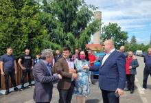 Victor Mihai Bălășoiu și-a depus candidatura pentru funcția de primar al comunei Rociu