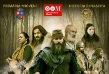 Finalul celei de-a II ediții a Festivalului daco-roman ORDESSOS FEST