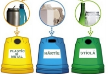 Azi are loc campania de colectare a deșeurilor din sticlă la Pitești!
