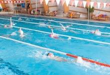 Cursuri inițiere înot la bazinul din Mioveni